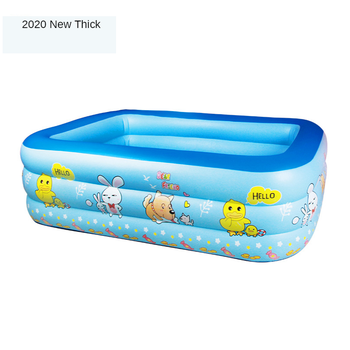 New Thickened Pvc Children Inflatable Swimming Pool Home Adult Pool Baby Bath Tub Baby Gift  Baby Tub Bath Kids Bath Tub munchkin white hot inflatable safety bath tub duck 1 count kids mini playground