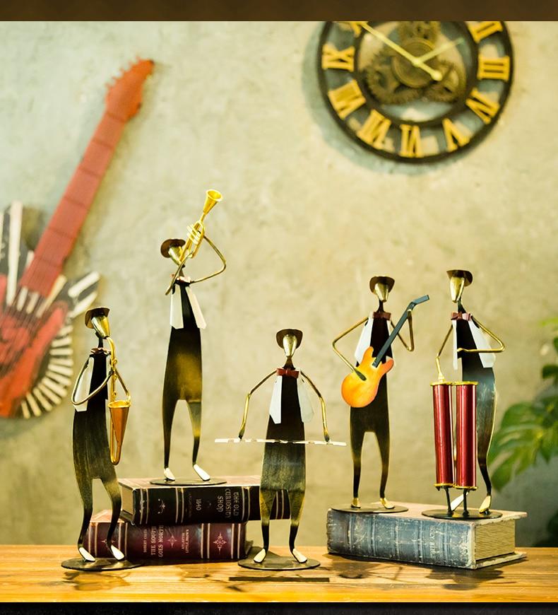 American Style Music Band Musikgruppe Musiker