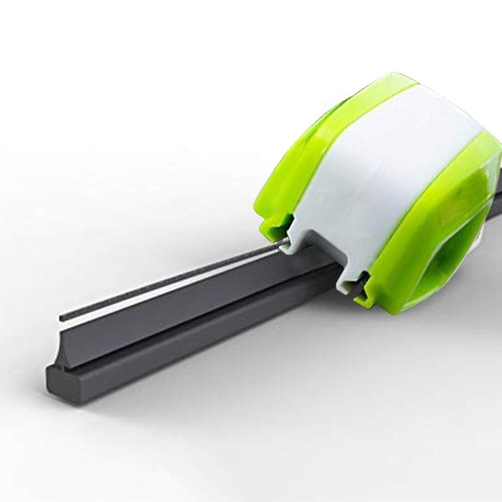 Evrensel otomatik araç cam sileceği bıçak yenilemek onarım aracı restoratör ön cam çizik tamir kiti araba sileceği tamir aracı