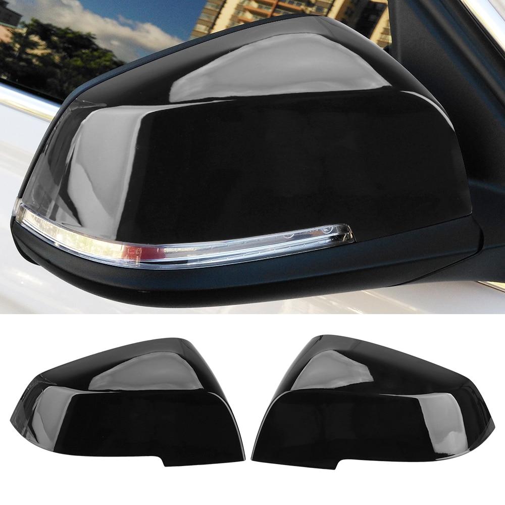 Cubierta lateral para espejo retrovisor de coche, para BMW F30 F31 F20 F21 F22 F23 GT F34 F32 Coupe F33 Convertible F36 Gran E84 X1 I3