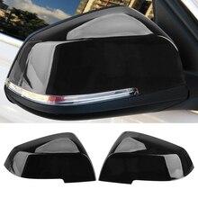 Car Side Rear View Mirror Cover For BMW F30 F31 F20 F21 F22 F23 GT F34 F32 Coupe F33 Convertible F36 Gran E84 X1 I3