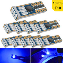 Canbus 5w5 T10 LED W5W For Mercedes Benz A Classe W168 W169 W176 LED Interior Dome Map Vanity Trunk Footwells Light 1997-2018