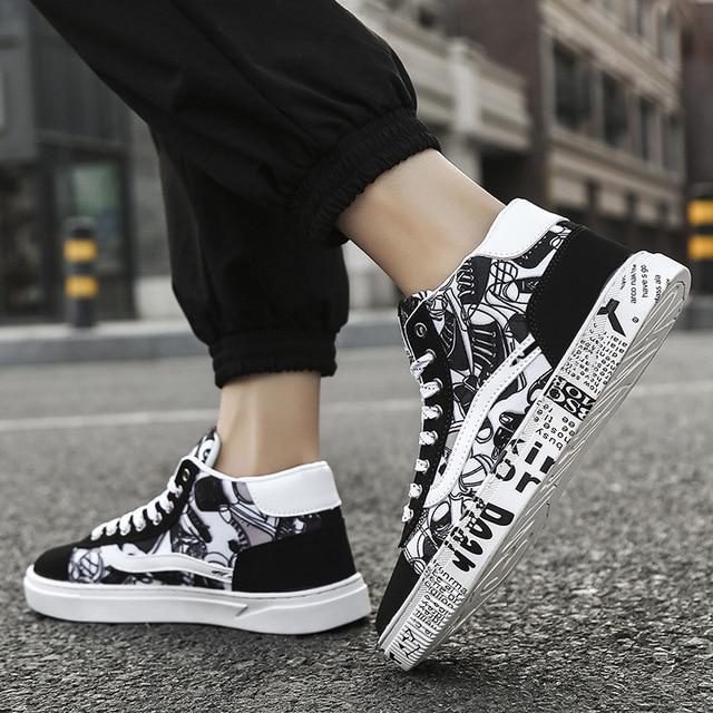 Flat Heel Spring Sneakers 6