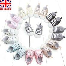 Cartoon Bear canvas baby Boy Girl Casual Shoes Cute Newborn Infant Soft Cotton Sole Pram Anti-slip Lace Up Autumn Beige