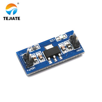 1PCS AMS1117 Lower-voltage Power Module Singlechip Unit 3.3/5V Stabilivolt Power Supply Board image