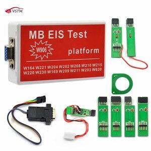 Программатор автомобильных ключей MB EIS W211 W164 W212 MB, тестовая платформа, подходит для Be-nz, высокое качество