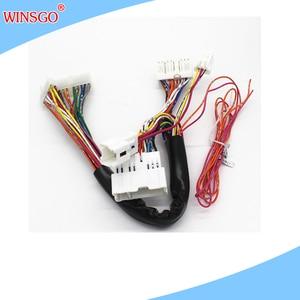 Image 1 - WINSGO אוטומטי רכב חלון סגירת Closer & פתוח עבור ניסן הקאשקאי J11 2014 2020 + משלוח חינם