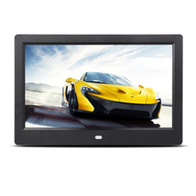 32GB 10 inch Screen LED Backlight HD 1024*600 Digital Photo Frame Electronic Album Picture Music Movie Full Function Good Gift