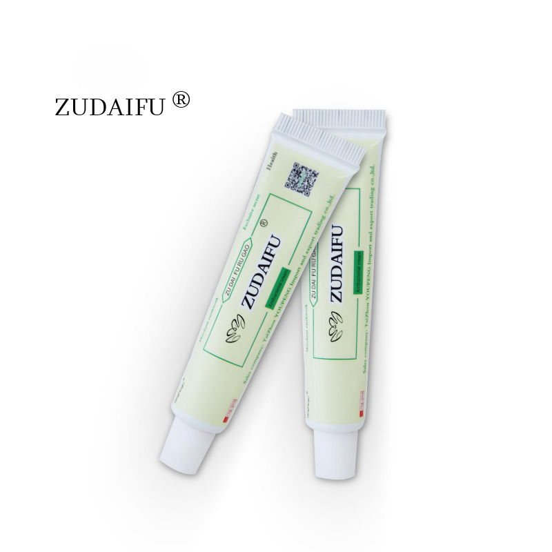 Image 4 - 15PCS ZUDAIFU Psoriasis Creams +Gift 10pcs ZUDAIFU 2.3G Without Retail Box-in Body Self Tanners & Bronzers from Beauty & Health