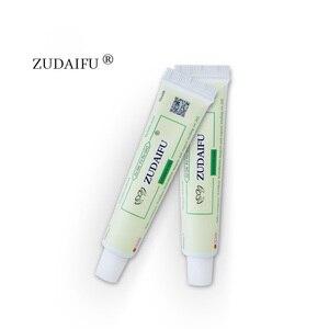 Image 3 - ZUDAIFU ungüentos naturales para la piel, para Psoriasis, Eczema, Neurodermatitis alérgica, ungüento (sin caja de venta al por menor), + regalo, 15 Uds.