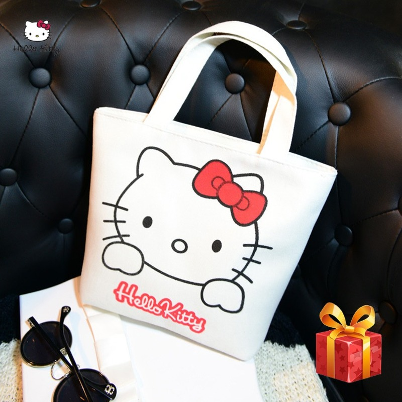 314 My melody Face Folding Boston bag  Worldwide SANRIO from JAPAN