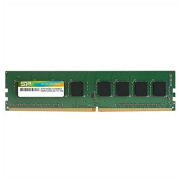 <font><b>RAM</b></font> Speicher Silicon Power SP016GBLFU240B02 <font><b>16</b></font> <font><b>GB</b></font> <font><b>DDR4</b></font> image