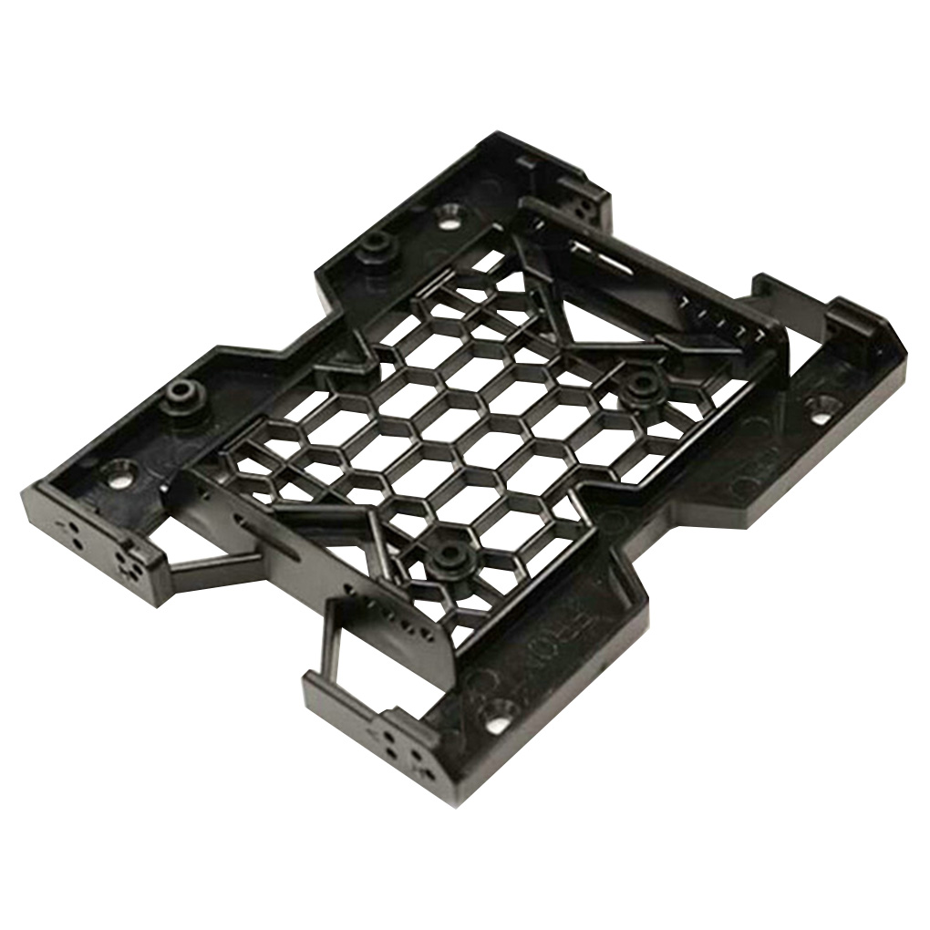 5.25 Optical Drive Position To 3.5 Inch 2.5 Inch SSD Adapter Bracket Dock Hard Drive Holder PC Enclosure