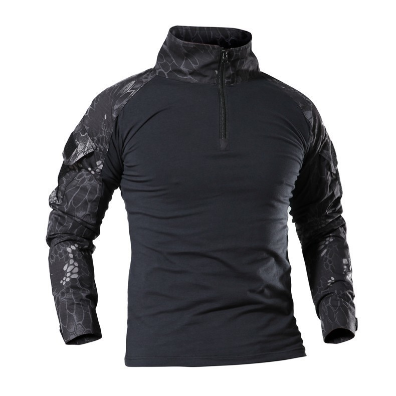 H0110c141f70c4d86b207553784baef78t - Men Outdoor Tactical Military Hiking T-Shirts Male Army Camouflage Long Sleeve Sports Shirt Breathable Hunting Fishing Clothes