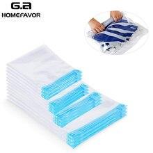 Рулонные Вакуумные сжатые пакеты для одежды прозрачные компактные