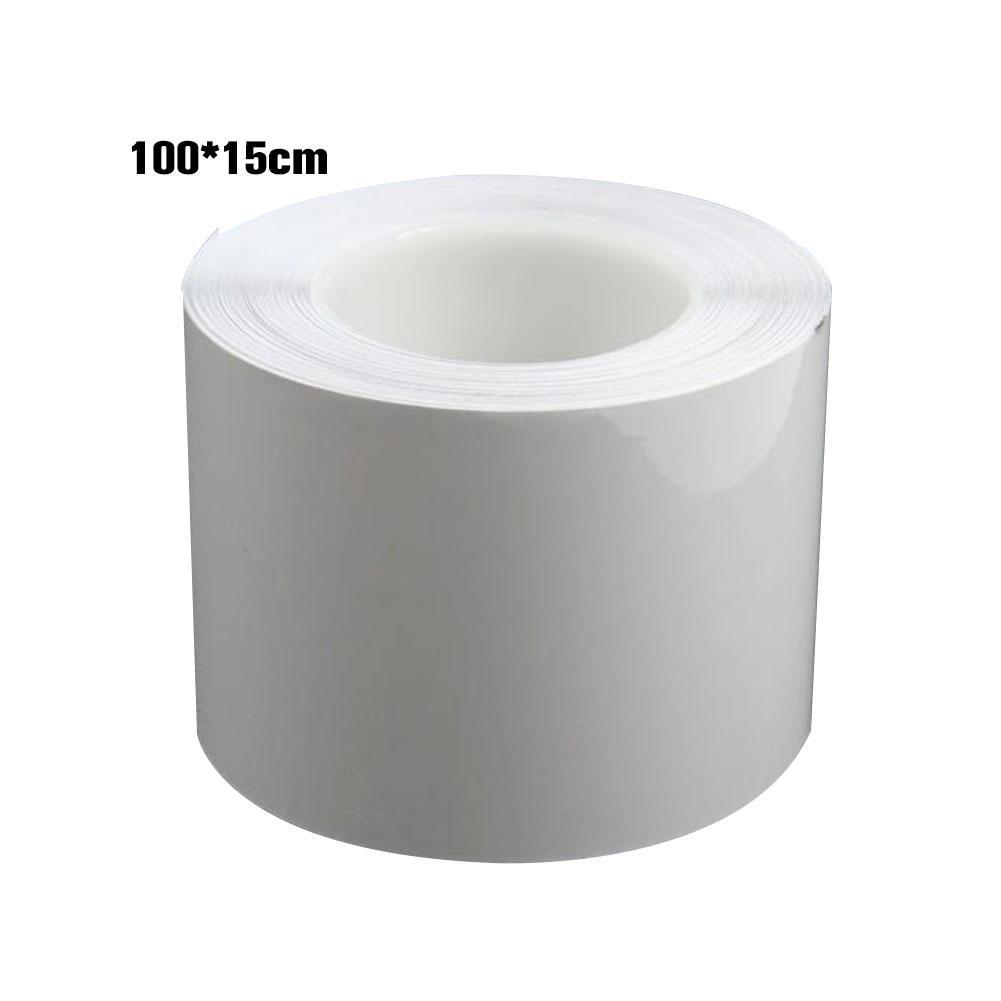 1M Protective Film Bike Bicycle Frame Protection Stickers Tape Bike Bicycle Frame Protector Clear Wear Surface Transparent Tape