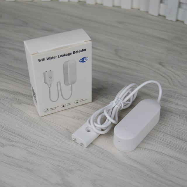 Sensor de Fuga de Agua Inteligente con WiFi