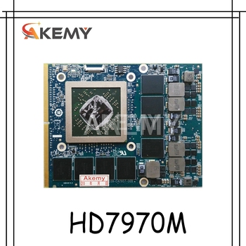 Akemy Original HD7970M HD 7970M de Video gráfico tarjeta VGA 216-0836036 2GB...