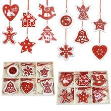 Деревянные поделки украшения для рождественской елки деревянные