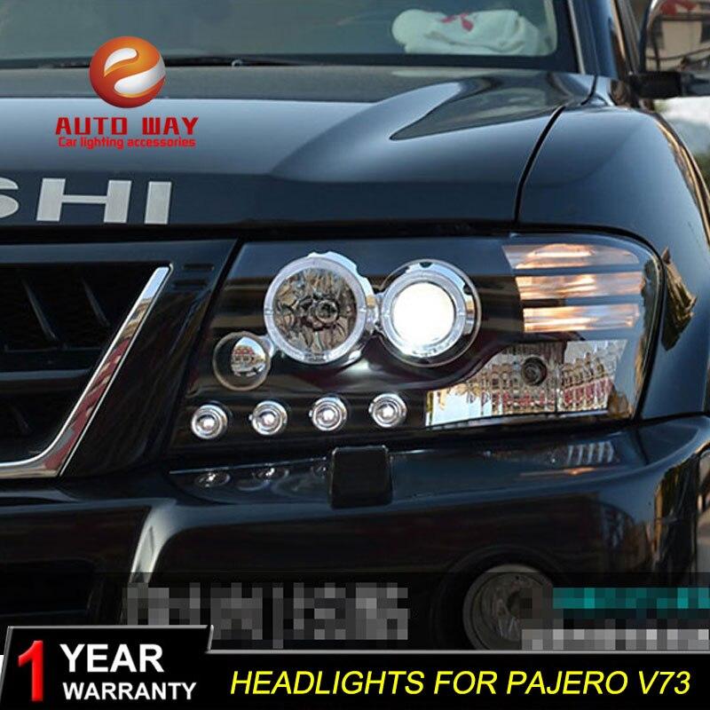 MITSUBISHI PAJERO MONTERO 2006-SUV sinistra paraurti anteriore coperchio