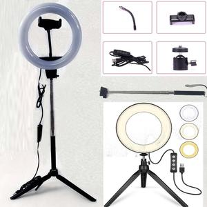 Photography Dimmable LED Selfie Ring Lig