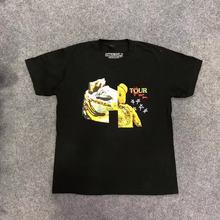 Men Women T-shirt Astroworld T-shirts 2019 New Tour Series Tee Better  Quality Casual Travis Scott Tops Kanye West