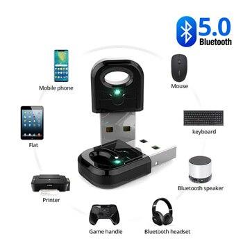 ANMONE RTL8761B Mini USB Bluetooth Adapters BT 5.0 Wireless Computer Adapter Audio Receiver Transmitter Dongles Laptop Earphone 1