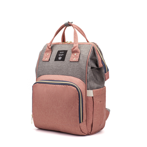 Diaper Bag Backpack Multifunction Travel Back Pack Maternity Baby Nappy Changing Bags Large Capacity Waterproof and Stylish Lahore