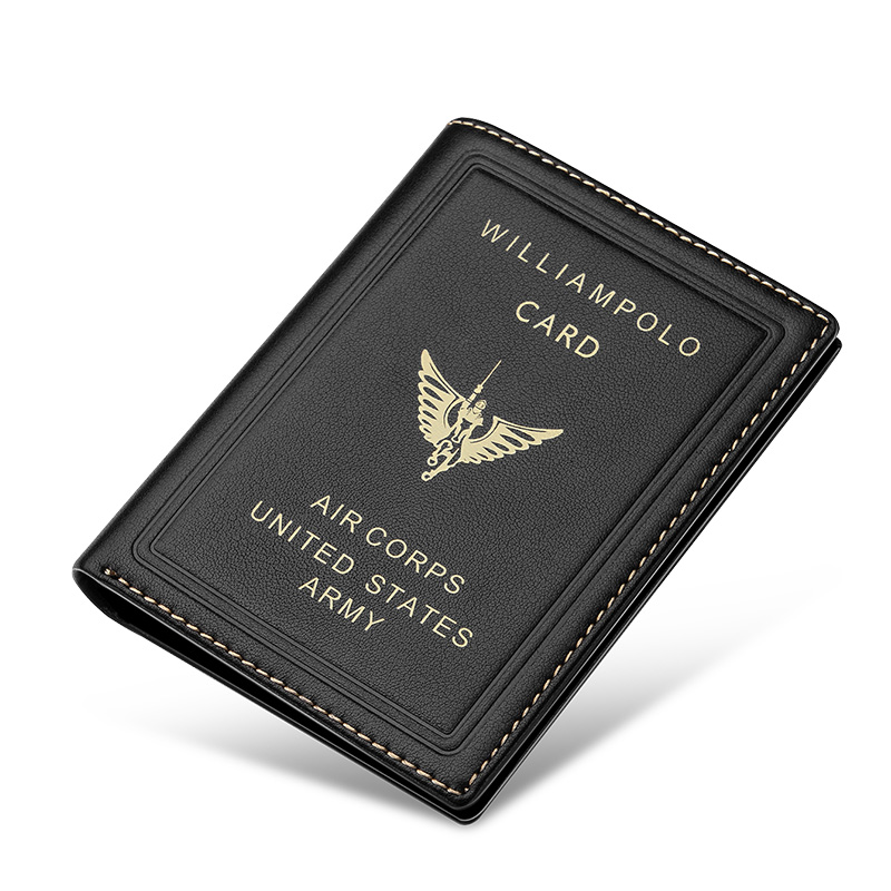 100% Genuine Leather Small Mini Ultra-thin Wallets Men Compact Wallet Handmade Wallet Cowhide