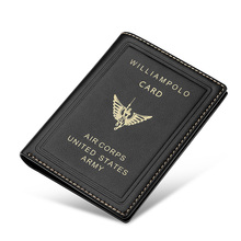 100% Genuine Leather Small Mini Ultra-thin Wallets men Compact wallet Handmade Cowhide