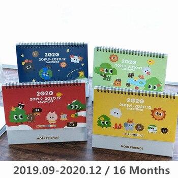 Calendario Serie A 2020 12.2020 Blanco Y Negro Simple Serie Calendario De Escritorio Diy Nota Memo Bobina Calendarios