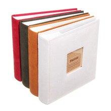 1Pc Houdt Foto S Slip In Memo Fotoalbum Familie Geheugen Notebook Fotoalbums 200 Foto S Voor Foto S Albums Boek 4 Kleuren