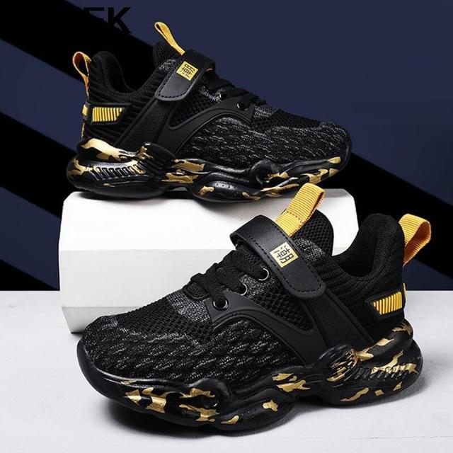 Boys Basketball Shoes 1