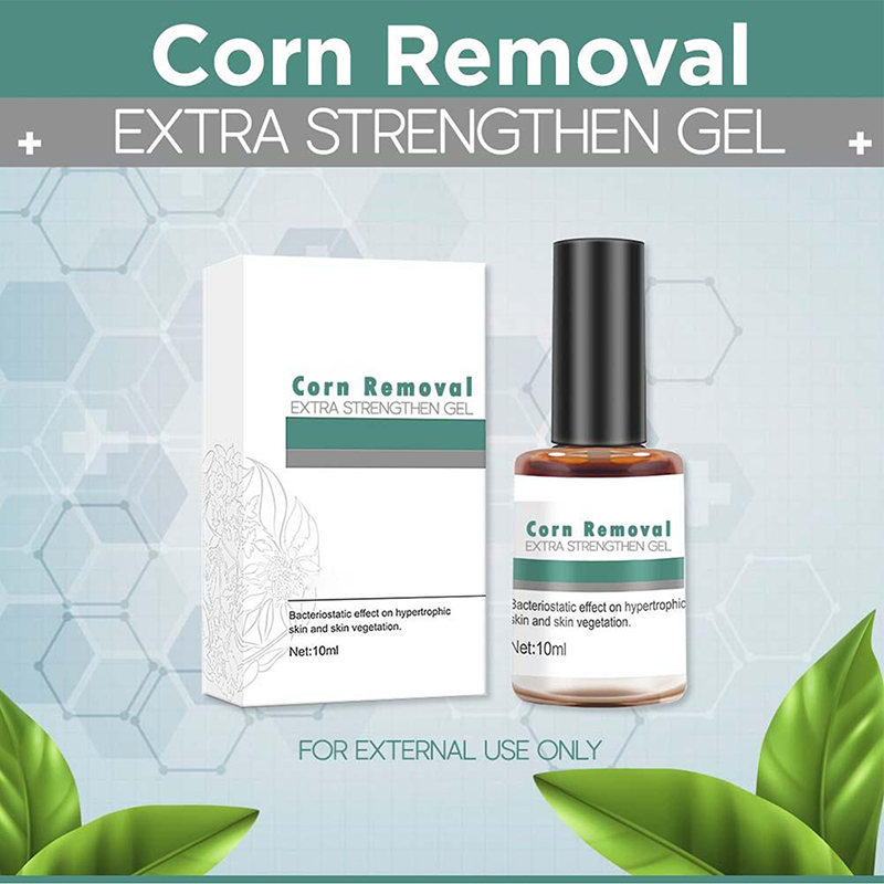 Corn Removal Extra Strengthen Gel