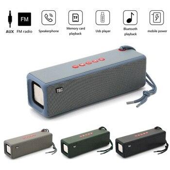 Altavoces portátiles con bluetooth para ordenador, barra de sonido inalámbrica, subwoofer, boombox,...