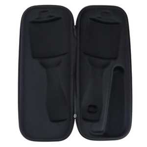 Image 2 - החדש EVA קשיח נייד נסיעות מקרה עבור רבלון צעד אחד שיער מייבש & מעניק נפח & Styler (שחור)