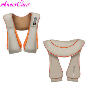 Image 5 - Shawl Relax Massage Relaxation For Electric Back Massager Neck Shoulder Body Health Care Beat Heating