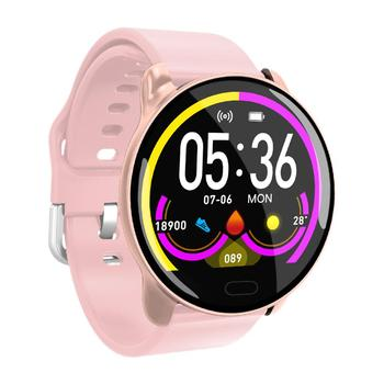Rondaful K9 Sport Bluetooth 1.22 Inch Full Touch Screen Smart Watch Fitness Tracker Men IP68 Waterproof Women Smartwatch image