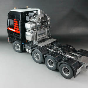 1/14 8x8 All Metal Heavy Haul Truck Chassis