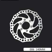 Brake-Pads Screws Mtb Disc Mechanical-Disc-Brake Bicycle Mountain-Bike 140mm Road
