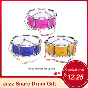 Colorful Jazz Snare Drum Music
