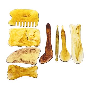1PC awenturyn naturalna żywica Guasha masaż kije narzędzie SPA terapia GuaSha masażer skrobanie pokładzie antystresowy ciała tanie i dobre opinie YOVIP CN (pochodzenie) Wielu Rozmiar SML Massage Scraping BODY Other Massage Relaxation piece 0 04kg (0 09lb ) 1cm x 1cm x 1cm (0 39in x 0 39in x 0 39in)