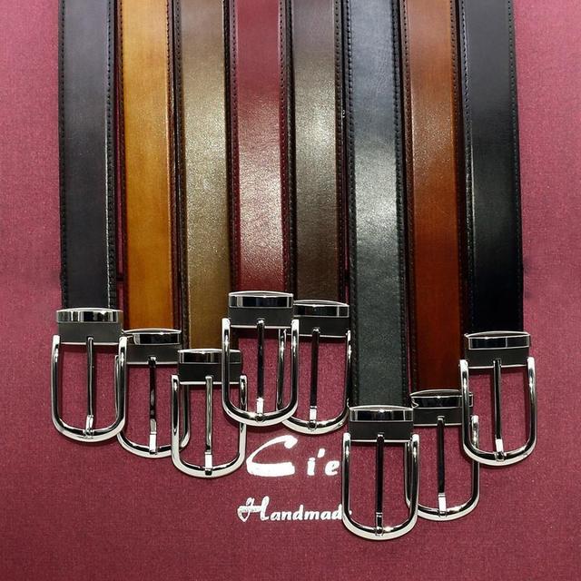 Custom straps B-E-L-T