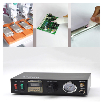 High Power Dispenser Fully Automatic Manual Controller Glue Silica Gel Automatic Glue Injection Filling Machine Glue Machine цена 2017