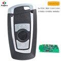 KEYECU Замена Новый дистанционный смарт ключ-брелок-3 Buttons-315MHz/433 МГц/868 МГц для BMW FEM/BDC CAS4 CAS4 + F20/F21/F22/F23 X5 X6