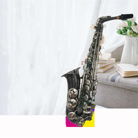 AS 600 Alto Falling Tune E Saxophone High Quality Brass Saxophone Metal Sax Instrument Professional Playing Musical Instruments