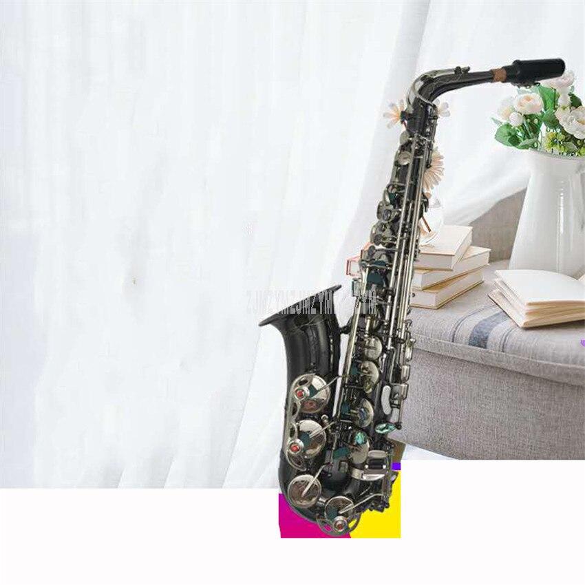 AS-600 Alto tombantes E Saxophone haute qualité en laiton Saxophone métal saxo Instrument professionnel jouant des Instruments de musique