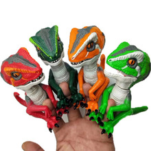 Dinosaur-Toys Toy-Finger T-Rex Smart-Induction Gift Interactive-Collectible for Christmas-Goods