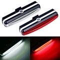 Фсветильник светильник задний велосипедный светодиодный, 6 режимов, зарядка через USB