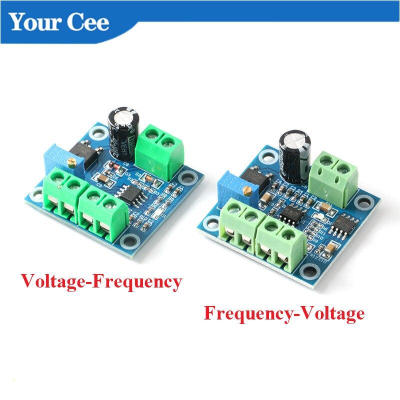 Напряжение-частота/частота-модуль преобразователя напряжения 0-1 кГц до 0-10 в модуль преобразования цифрового сигнала напряжения в аналогов...